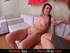 FRENCH amateur Orgasmes multiples explosifs !