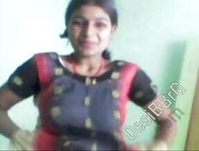Indian boob fondling