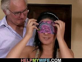 Hot wife rides stranger