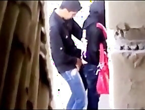 Sult fucked on road by students
