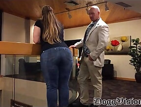 Cheating horny Wife Hires Male Escort